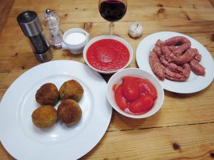 ingredienti meatballs