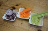 sedano carota cipolla