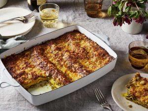 """Lasagna al pesto o alla """"Portofino"""""""