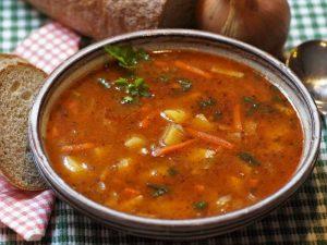 Zuppa di Gulasch