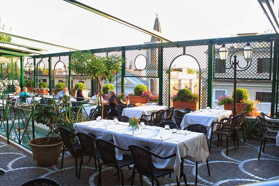 Caffè Ciampini - Piazza Trinità dei Monti 00187 Roma